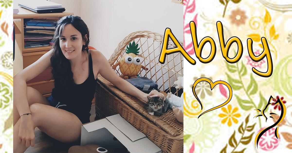 ¡Abby, antes Eclipse, adoptada!