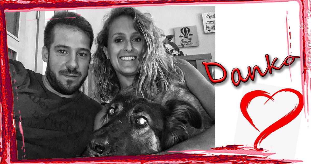¡Danko adoptado!