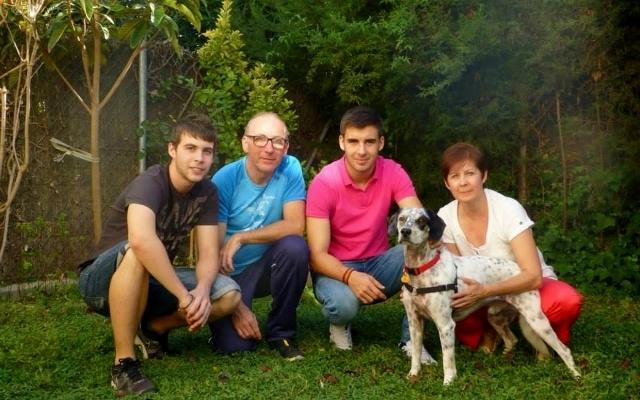 ¡Tom adoptado!
