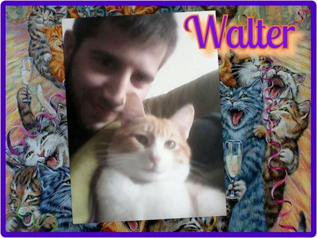 ¡Walter, antes Puchi, adoptado!