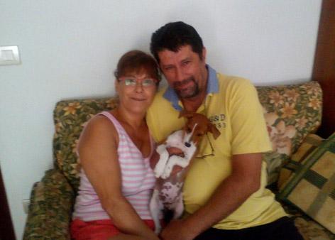 ¡Linda, antes Golondrina, adoptada!