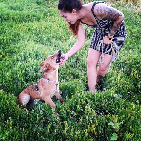 ¡Ipa, antes Mila, adoptada!
