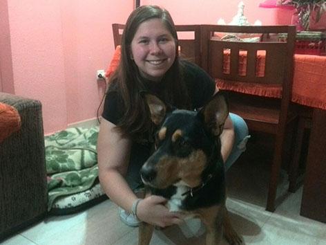 ¡Kiko adoptado!