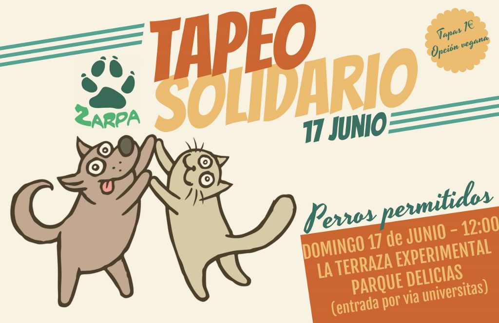 Tapeo Solidario Zarposo