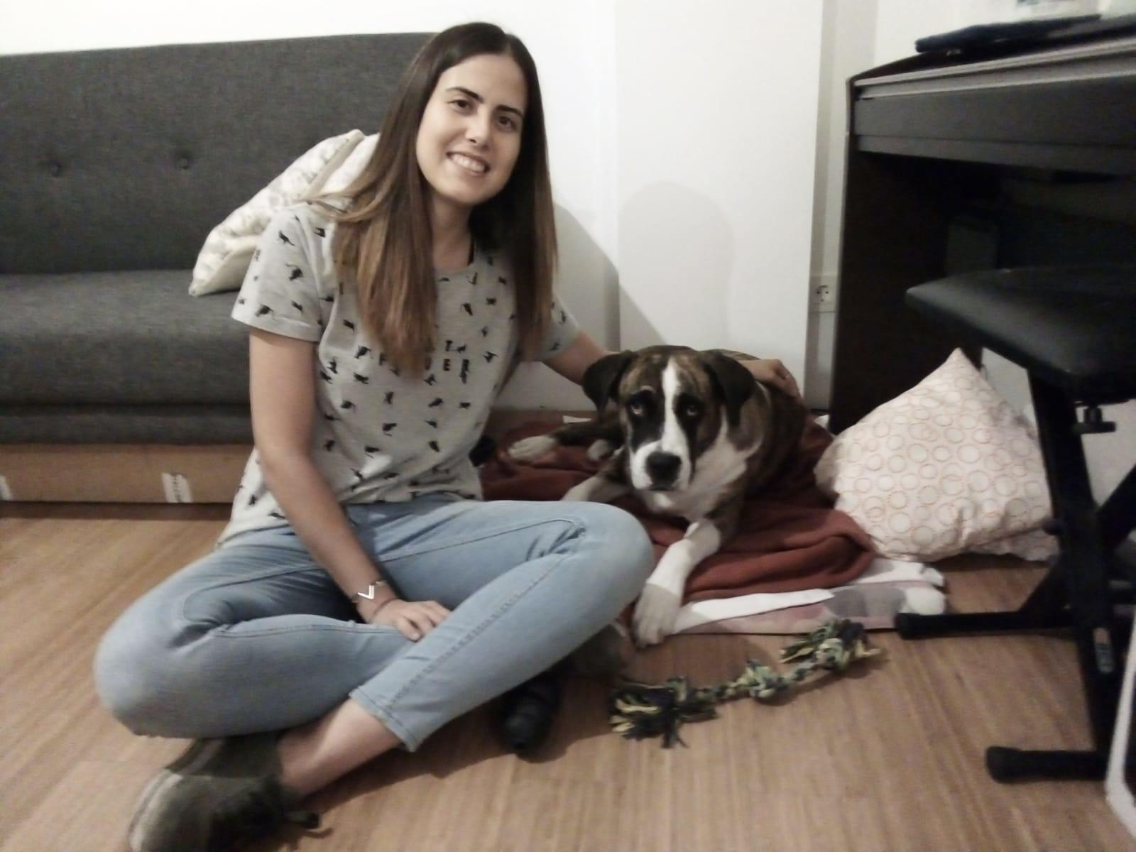 ¡Fiona adoptada!
