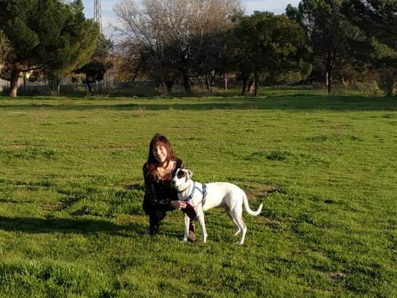 ¡Wilma adoptada!