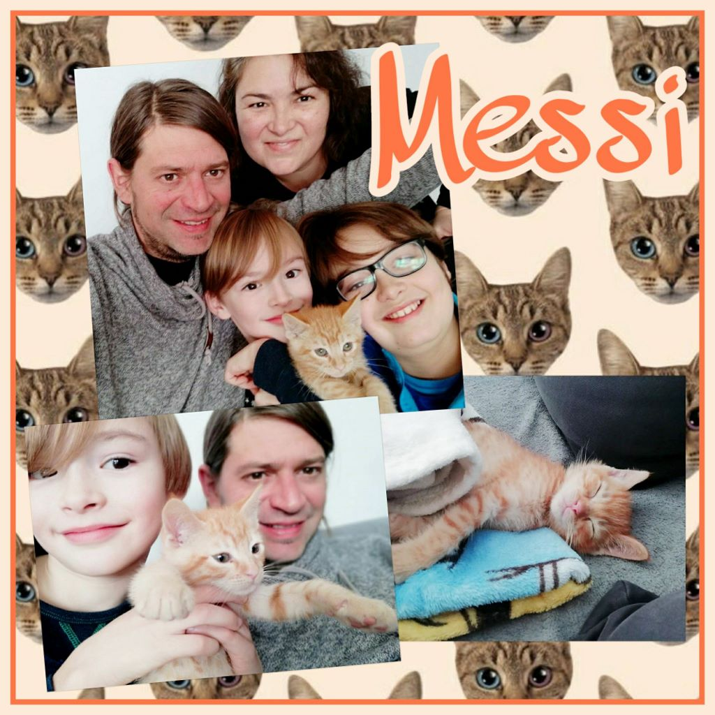¡Messi, antes Ditto, adoptado!