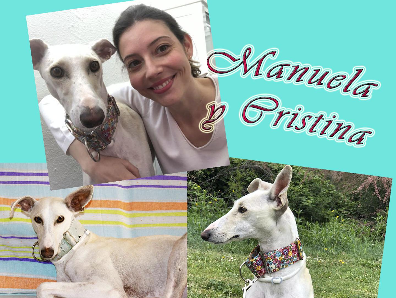 ¡Manuela adoptada!