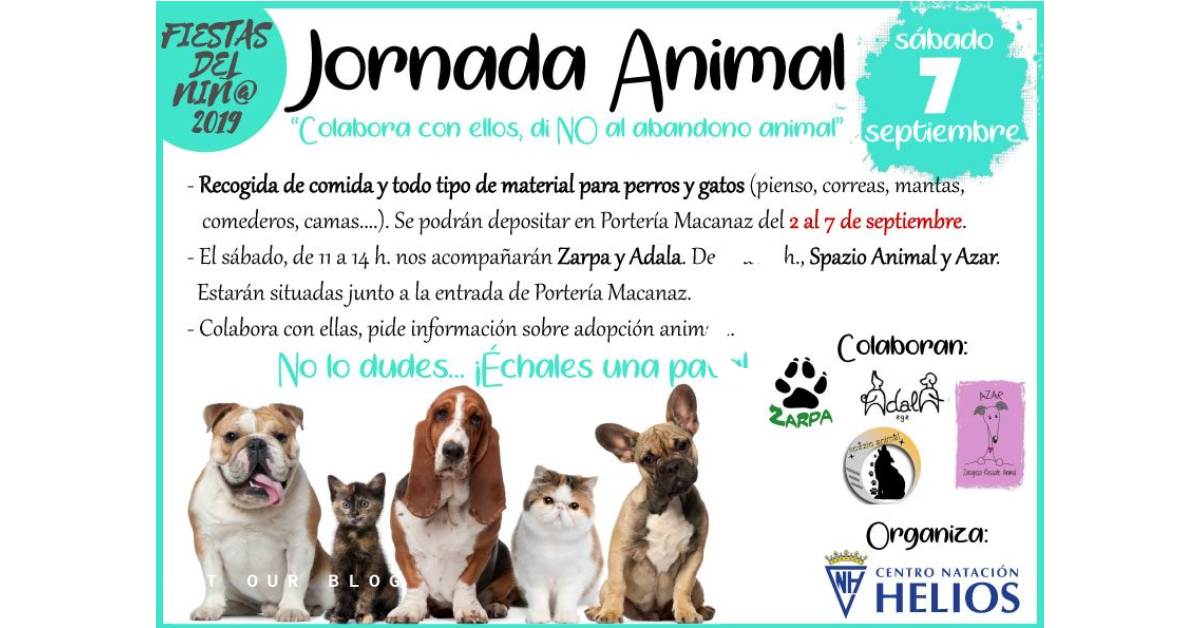 Jornada animal en Helios