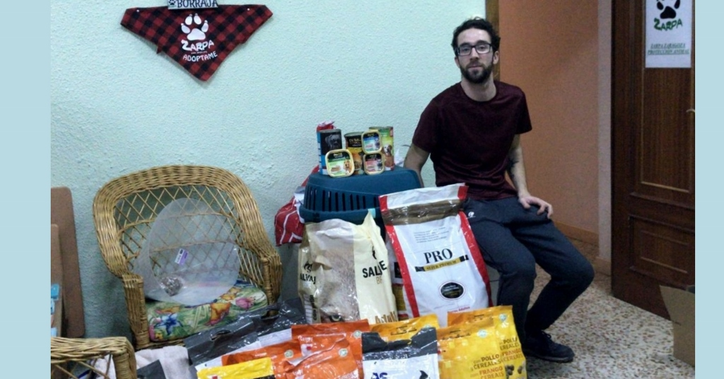 Áccura Zaragoza: ayuda solidaria