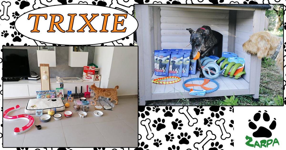 Donación de Trixie