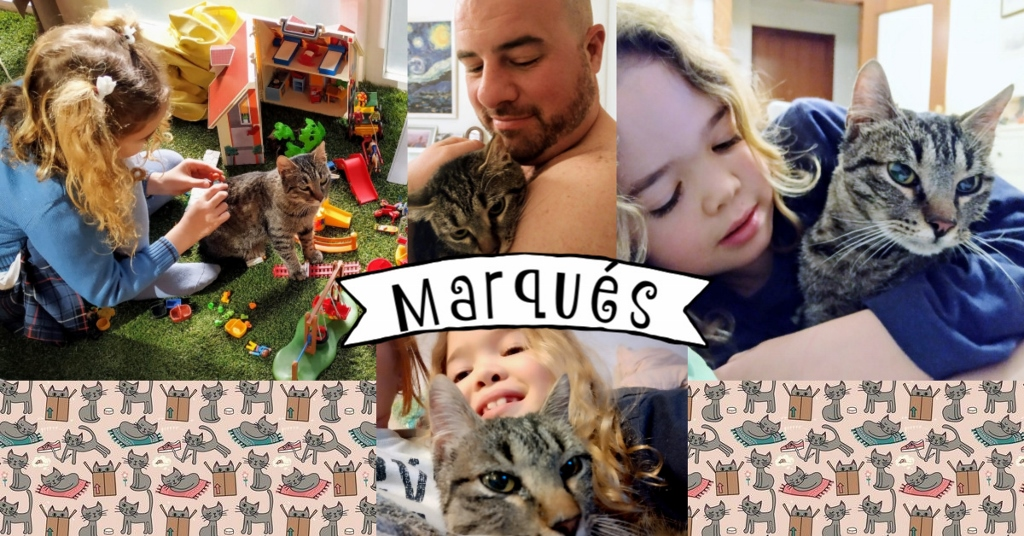 ¡Marqués adoptado!